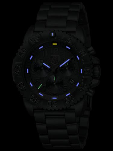 Luminox Steel Colormark A.3182.BO