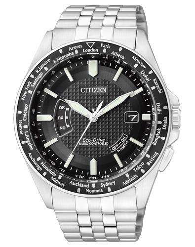 Citizen EcoDrive Global Worldtime CB0021-57E