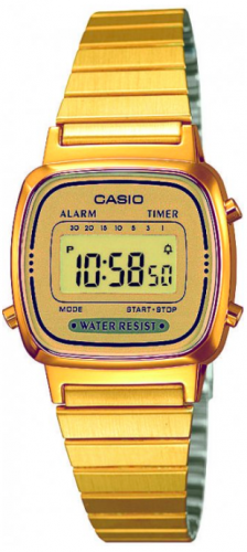Casio Collection Mini LA670WEGA-9EF