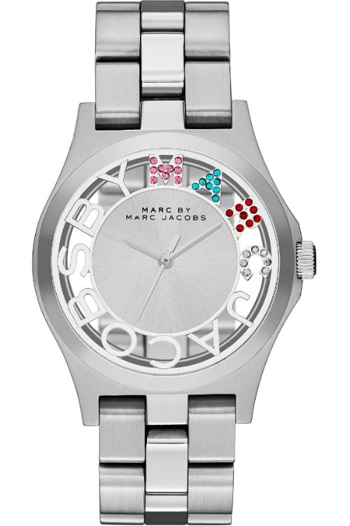 Marc by Marc Jacobs Henry Glitz Dial Holiday MBM3262