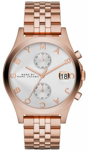 Marc by Marc Jacobs The Slim Chrono MBM3380