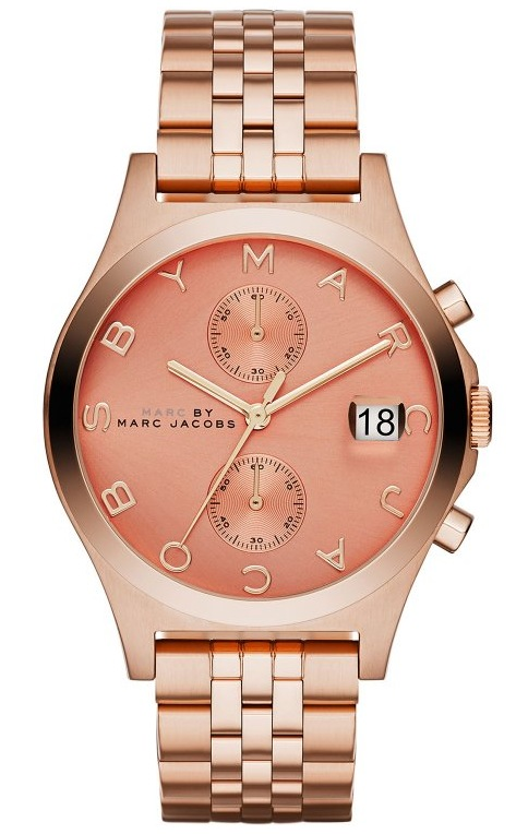 Marc by Marc Jacobs The Slim Chrono MBM3384