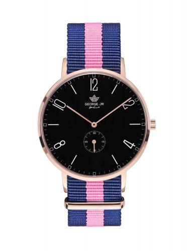 George. JR Timeless Eva Nylon 38mm