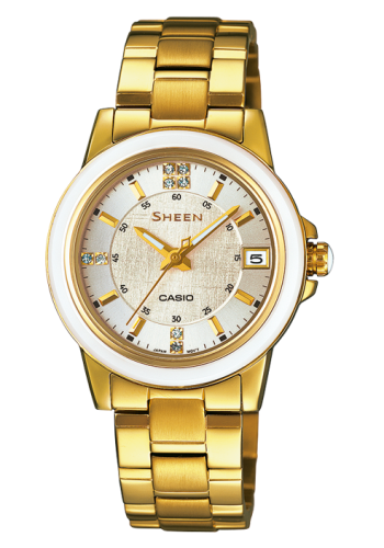 Casio Sheen SHE-4512G-7AUER