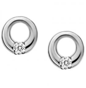 Skagen Earrings Pure Circle SKJ0311040