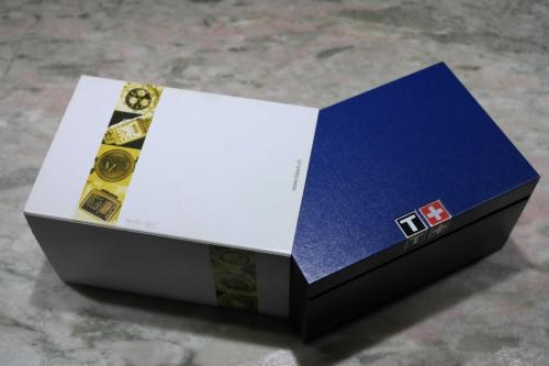 New unused original watch box for Tissot ca year 2003-2005