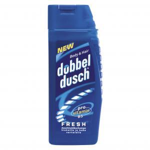 Duschtvål Dubbeldusch Body & Hair
