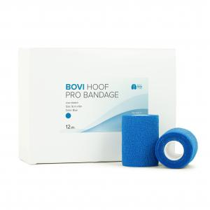 Bovi Hoof PRO Bandage 9 cm. 6 m BLUE 12 rolls