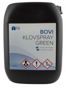 Bovi Hoofspray Green 5 L