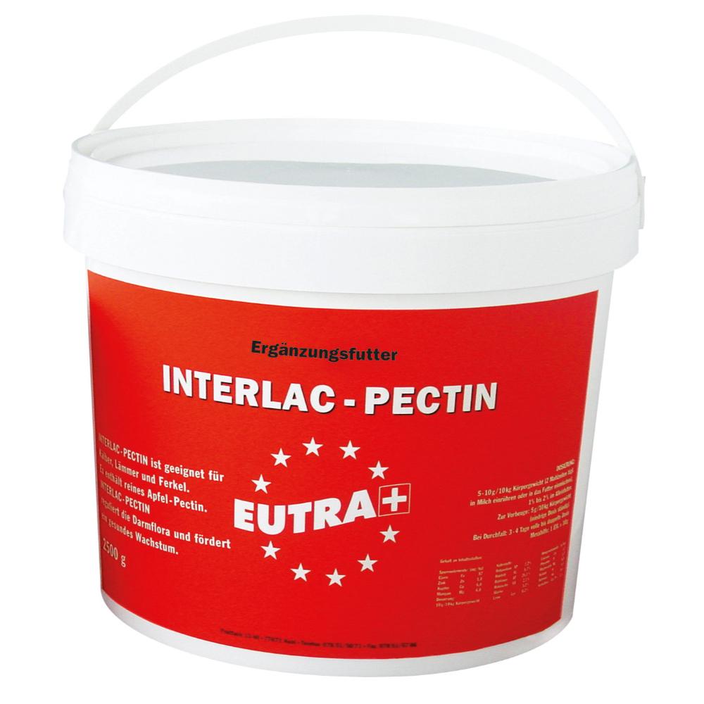 EUTRA Diarrhoea Stopper INTERLAC-PECTIN, 2,5 kg