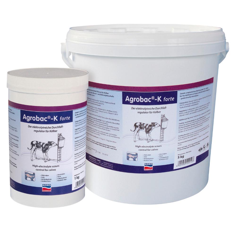 Agrobac®-K Powder, 5 kg