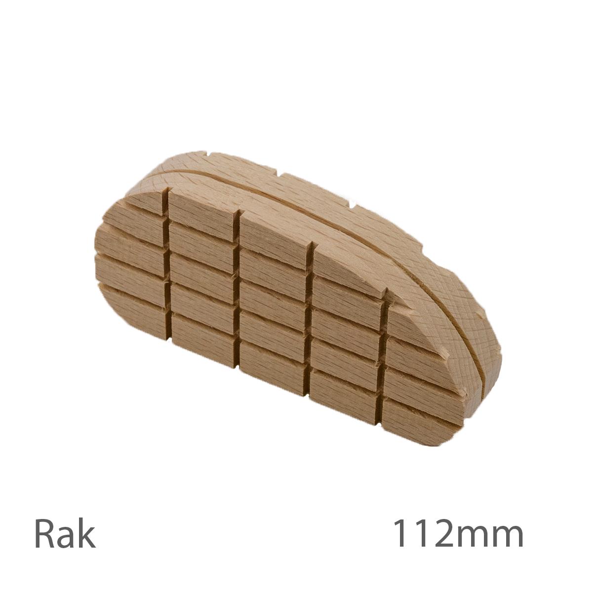 Klövkloss standard, 112 mm