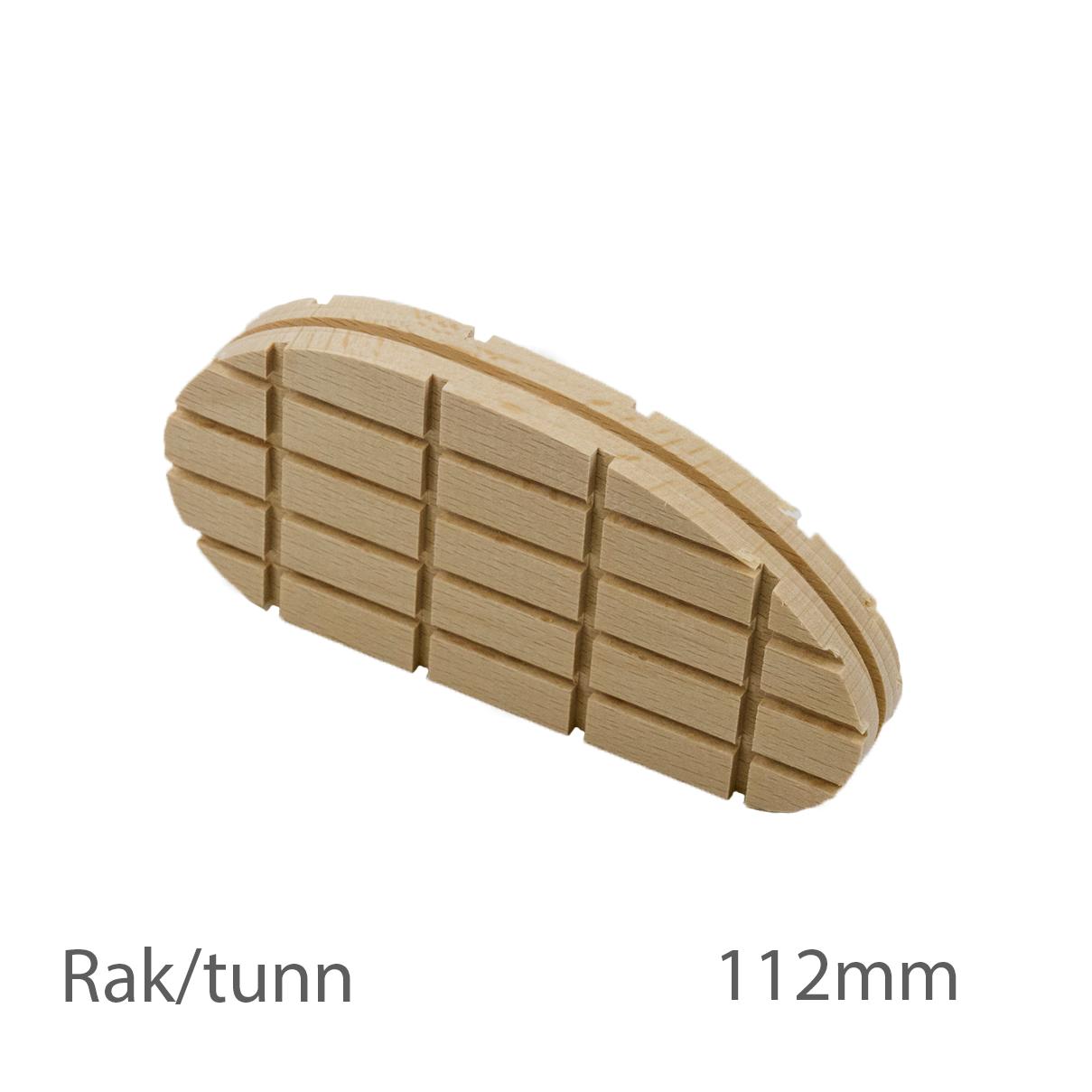 Klövkloss standard tunn, 112 mm