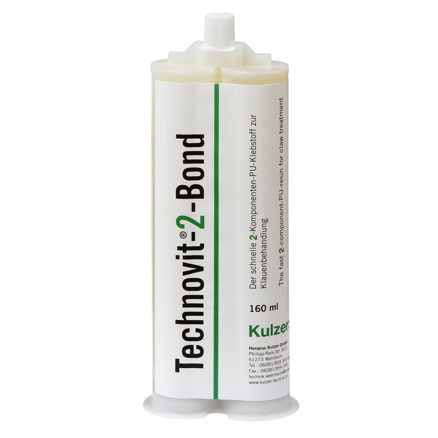 Technovit 2-komp.lim, 160 ml