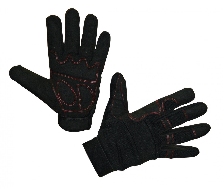 Vibrationshandske