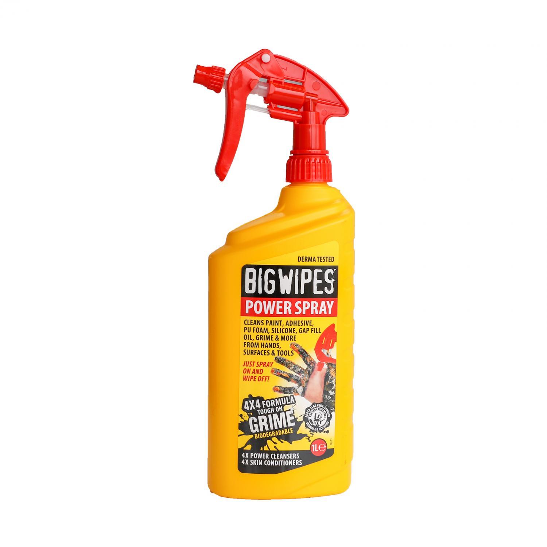 Big Wipes PowerSpray 1 liter