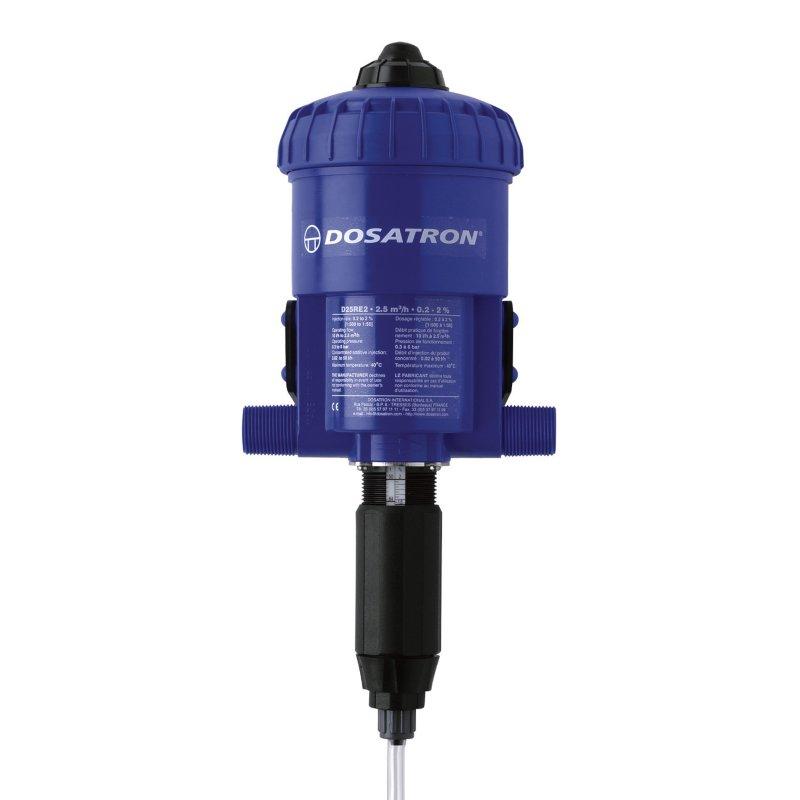 Dosing pump Dosatron D25RE5 VF