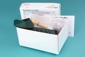 Demotec Easy Bloc XXL Express klövskor, snabbhärdande (6 höger + 6 vänster)