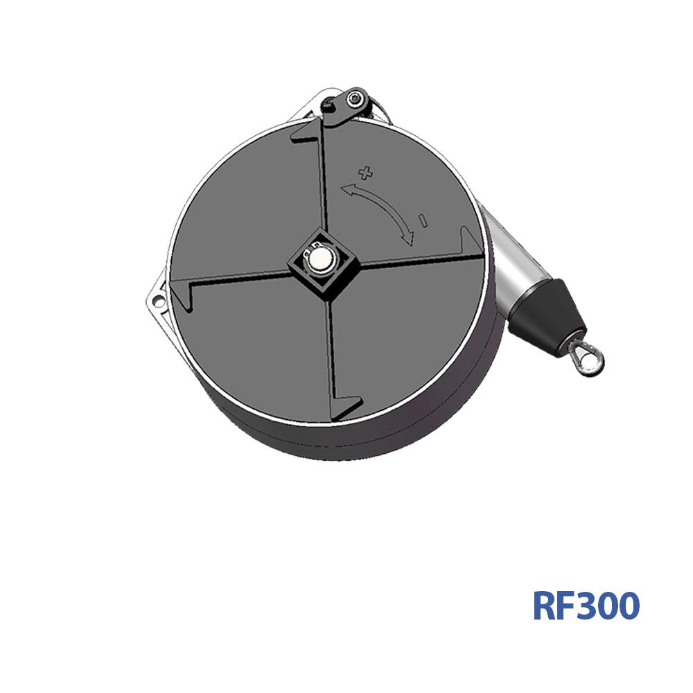 Balansblock RF300 4-9kg med spärr