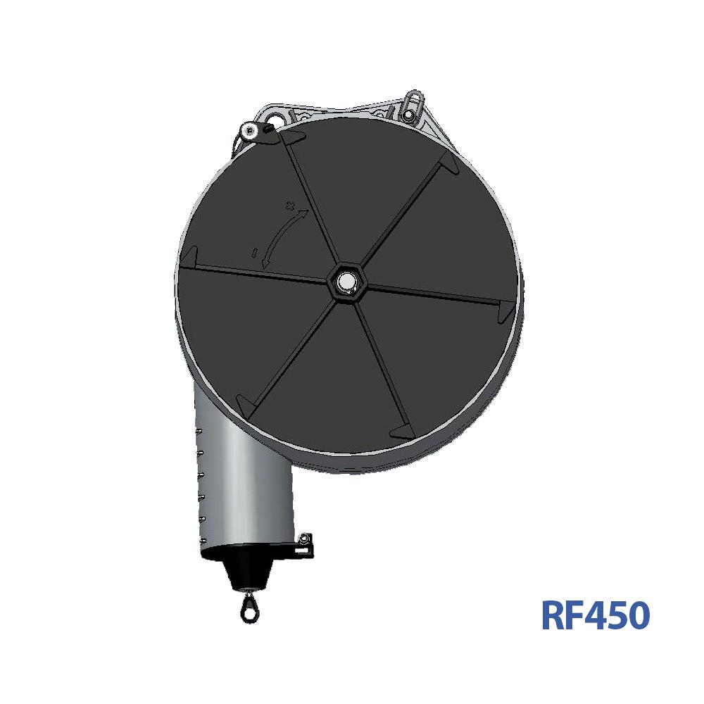 Balansblock RF450 7 kg  KOMBI