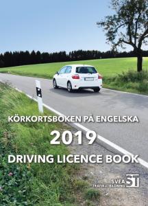Körkortsboken på Engelska 2019