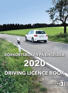 Körkortsboken på Engelska 2020