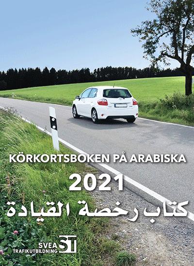 Körkortsboken på Arabiska 2021