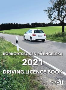 Körkortsboken på Engelska 2021