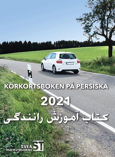 Körkortsboken på Persiska 2021