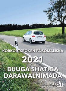 Körkortsboken på Somaliska 2021