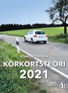 Körkortsboken Körkortsteori 2021