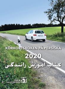Körkortsboken på Persiska 2020