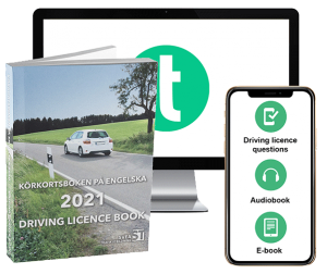 Theory pack 2021: Driving licence book, theory questions, e-book & audiobook
