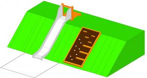 Tillgänglig Rutsch modell 1