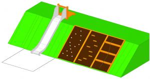 Tillgänglig Rutsch modell 2