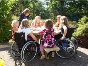 Tillgängliga Oktagonen 4+4 Barn