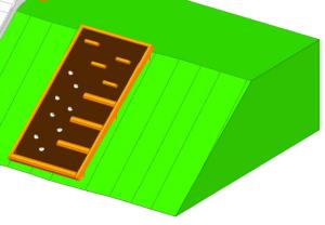 Uppgång modell 1