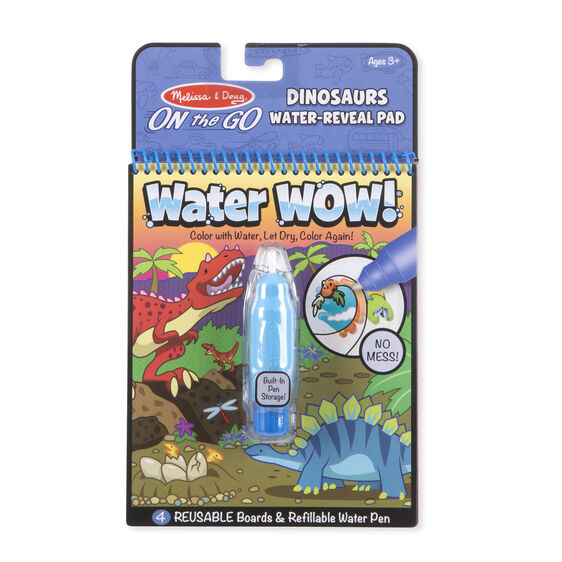 Water wow, dinosaurier