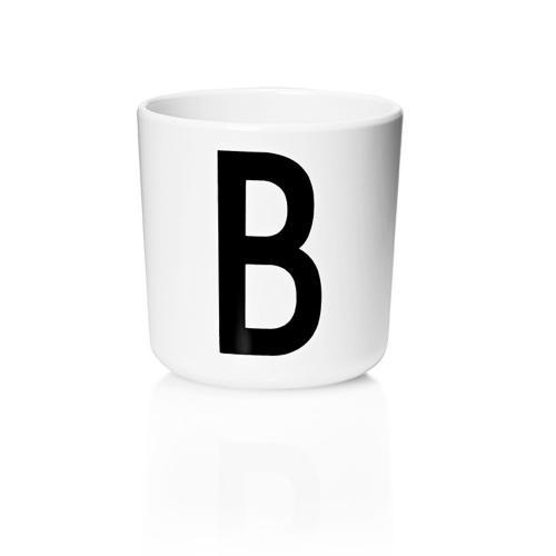 Design Letters - Personlig mugg B