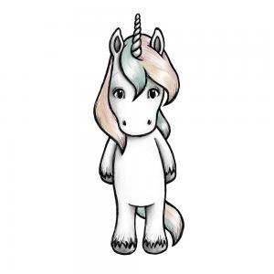 Stickstay - Joy the unicorn