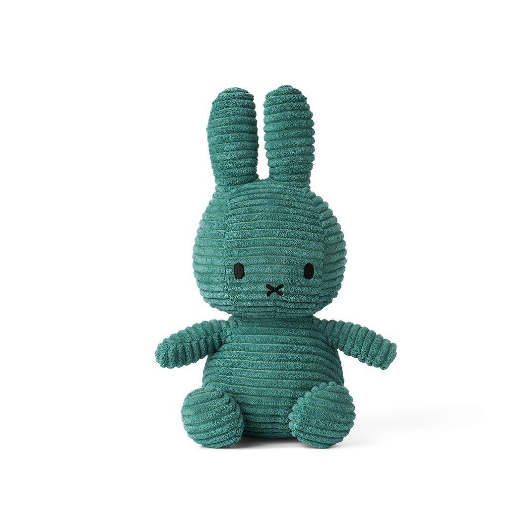 Miffy Corduroy 23cm grön