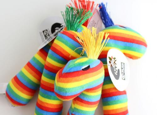 Maskskallra - rainbow