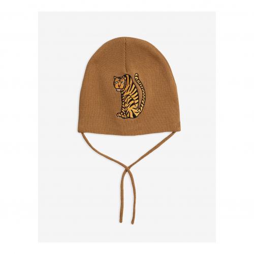 Tiger mössa - brun