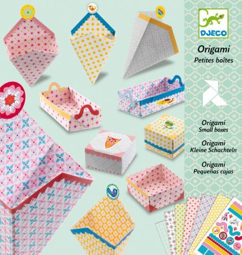 Kirigami - small boxes