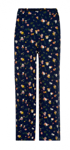 Thelma wide pants - flora