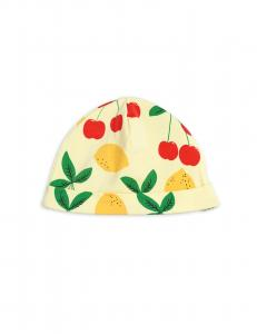 Cherry lemonade baby beanie