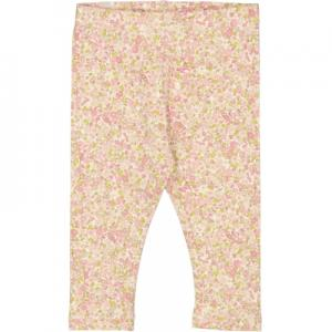 Jersey Leggings - Bees And Flowers