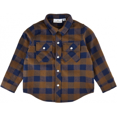 Tnvigs Quilted shirt