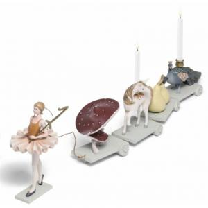 Birthday Train- Ballerina