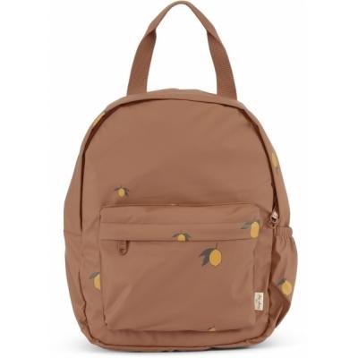 Rain kids back pack - lemon brown